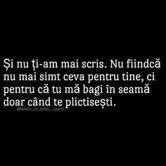 | 16:26 |  @iam_samii17 cont personal.  #hunedoara #romania #baiatucuochiicaprui #citate #dragoste #caterinca #lacrimi #fericire #tristețe… Cellphone Wallpaper, Poetry Quotes, Love Quotes, Sad, Cards Against Humanity, Memes, Life, Instagram, Love