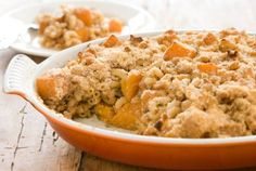Butternut Squash and Macaroni Casserole |  YES YES YES!!