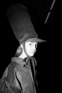 NEW CAMP / SICKNESS/SILLINESS/CREEPINESS/SURREALISM / Backstage at Vaquera NYC AW17  Photography Babyhouse