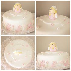 "Torta de bautismo ""angelito"""