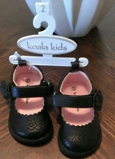 Infant /Toddler Black Crib Shoe in Clothing, Shoes & Accessories, Baby & Toddler Clothing, Baby Shoes | eBay