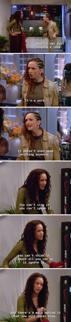 girlfriends tv show intersection feminist quotes