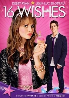16 Wishes..this movie is cute too :3 plus Debbi is cool...i rubbed her boyfriend's tattooed arm at a concert...and my bestie held his hand 0-0