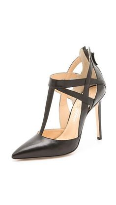 Blackhighheelswithstraps