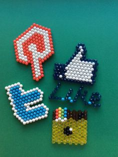 You can also find Aquabeads over on Twitter (http://www.twitter.com/aquabeadsuk), Instagram and Facebook (http://www.facebook.com/aquabeadsuk) !