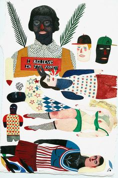 illustration - I Believe by Palladinosaur - CoDesign Magazine Art And Illustration, Graphic Design Illustration, Illustrations Posters, Häkelanleitung Baby, Baby Cats, Arte Popular, Planner Stickers, Illustrators, Design Art