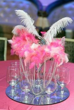 Masquerade Party Decorations | Mitzvah Inspire: Mitzvah Masquerade » Parties Galore and More1
