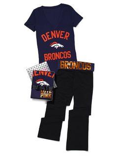 Victorias Secret - Denver Broncos!