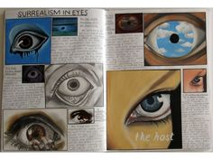 Larra Trinidad - Year 11 GCSE Art and Design