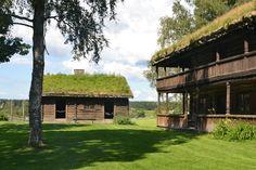 Hvam museum, Akershus, Norway