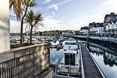 Malahide Image by infomatique Malahide is a coastal suburban town, near Dublin city. It has a village-like centre and extensive residential areas to the south, west and northwest. Dublin City, Monet, Ireland, Coastal, Around The Worlds, Street View, Europe, Image, Attraction