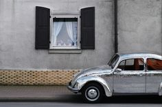 Discowagen Beetle! This picture by Manfred Wegener is one of my favorites inside the DAMn° Cologne Guide 2013!