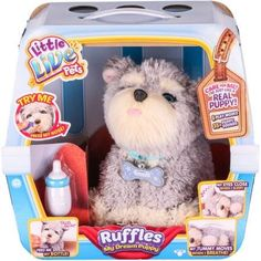 Little Live Pets Puppy Madison Little Live Pets Toy Puppies Puppies