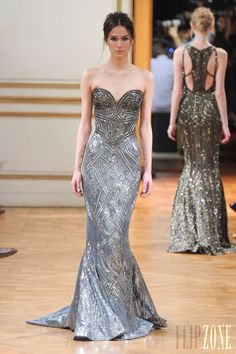 Zuhair Murad - Couture - Fall-winter 2013-2014 - http://www.flip-zone.net/fashion/couture-1/fashion-houses/zuhair-murad-4018 - ©PixelFormula