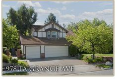 978 La Grange Avenue, Newbury Park, CA  Charming Family Style Living !  This 4BD+2.5BA features approx 2494 of living space and shows true pride of ownership at every turn!