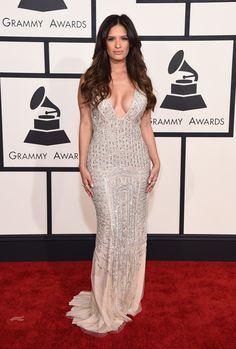 2015 Grammy Awards Red Carpet