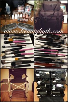 Tools of the Trade With Jackie Gomez | Best Celebrity makeup ideas