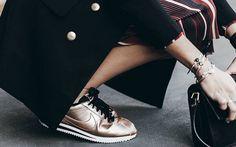 Nach Stan Smith und Superstar könnte sich nun ein Klassiker der Marke Nike zum neuen Must-Have der Streetstyleszene entwickeln …