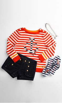 Adorable classic kids outfit from Juicy Couture.