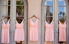 New Arrival V-neck Cheap short pink chiffon simple bridesmaid dresses, sleeveless bridesmaid dresses, Bridesmaid Dress Styles, Blush Pink Bridesmaids, Wedding Party Dresses, Simple Dresses, Dream Dress, Fashion Dresses, Chiffon, Neckline, Gowns
