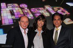 Caracol Televisión lanzó su nuevo reality La Pista en Harry´s Bar en Bogotá. Vea más fotos en http://www.kienyke.com/fotoshow/a-bailar-se-dijo/