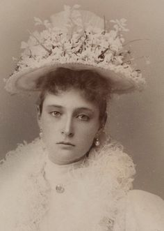 Empress Alexandra Feodorovna - 1895