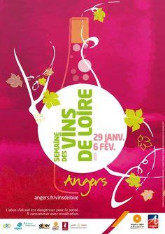 Semaine des #Vins de Loire à #Angers : 13 000 visiteurs professionnels, 870 exposants, nationaux et internationaux, sont présents à Angers fin janvier/début février à l'occasion des salons professionnels dédiés aux vins : Salon des Vins de Loire, Levée de la Loire, Dégustation des Greniers Saint-Jean, Salon des Pénitentes, Salon des Anonymes, Salon Demeter.