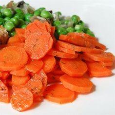 Maple Dill Carrots Allrecipes.com