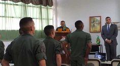 Rodríguez Torres retoma la docencia en la Academia Militar