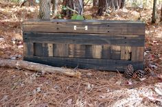 Hope Chest/ Toy Box/ Storage/ Small Chest/ by LooneyBinTradingCo
