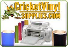 Cricut vinyl projects