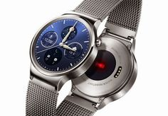 Huawei Watch Is A New Android Wear Smartwatch