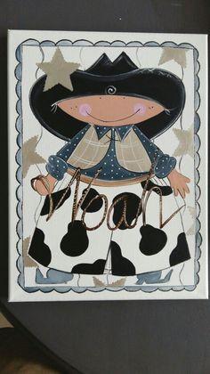 Cowboy Noah www.vrolijkeboel.nl