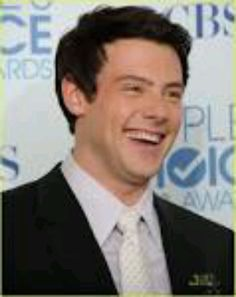 Cory montieth glee will never be the same RIP