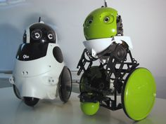The Corpora has released a time-lapse video of a Qbo robot being assembled.