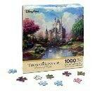 Thomas Kinkade Disney Cinderella's Castle puzzle