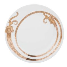 """""""Diabolo"""" Desert Plate (Zara) I don't think I can resist these at $6.90 each..."""