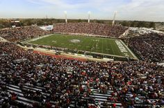 Located in the City of Mobile, Alabama, United States, Ladd-Peebles Stadium is mainly used as a ground for playing American football. It is the home ground of . Eagles Football Team, Football Stadiums, College Football, Southern Miss Golden Eagles, Red State, American Football, Baseball Field, Rally, United States