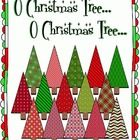 Sing along now....!  O Christmas tree....O Christmas tree.....  Sorry, couldn't resist!  In need of some free patterned Christmas trees?  Great for...