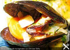 Chefkoch.de Rezept: Muscheln in Weißwein