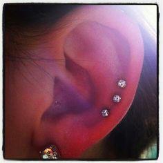 Cartilage Piercings