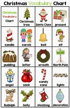 Christmas I can Make a Sentence Play Dough Mats, Vocab. English Words, English Lessons, Learn English, English Articles, Christmas Worksheets, Christmas Activities, All Things Christmas, Christmas Fun, Xmas