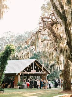 The Coastal Discovery Museum in Hilton Head, SC | Amy Arrington #wedding