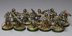 Imperial Guard | Bennett Blalock-Doane's Miniatures and Painting