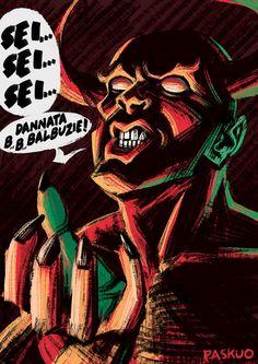 Daniele Pasquetti - Compagni di BAALbuzie (danielepasquetti1@gmail.com) #666 #satan #balbuzie #devil #baal #paskuo #hell #satanism #diabolic