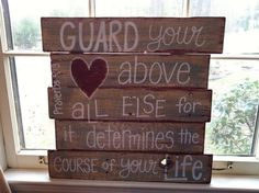 Pallet Art  Bible Verse Series by HollysHobbiesTN on Etsy