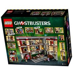 Nieuws - Ghostbusters Firehouse Headquarters 75827