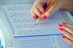 For decades schools have been testing kids with standardized tests.  The tests have changed through the years, but they've remained pretty similar until the last few years where there's been a push to make the tests harder and test more areas.
