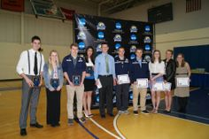 Wildcats winners from the Cross-Country team and the swimming and diving team. Congrats! #WildcatsAthletics