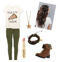 """""""Untitled #15"""" by boston-c on Polyvore featuring Mother, Refresh, True Rocks, Napoleon Perdis and Vallour"""